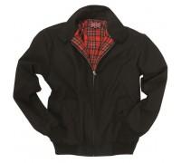 """Куртка """"Английский стиль"""", Mil-tec, черная."""