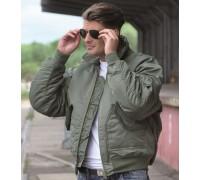 Куртка CWU летная, Mil-tec, олива.