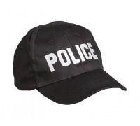 "Бейсболка ""POLICE"" черная"