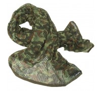 Милтек шарф-сетка 190х90см флектарн