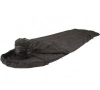 """Спальный мешок """"SURVIVAL"""" черный"""