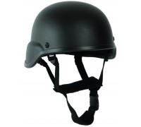 """Милтек шлем """"US M.I.C.H."""" черный (реплика)"""