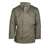 """Куртка США """"M65"""" с подстежкой (олива)"""