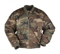 "Куртка США ""MA1®"" вудленд"