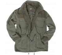 Куртка охотника Mil-tec (оливковая)
