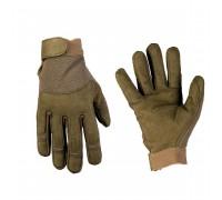 Милтек перчатки армейские (Olive).