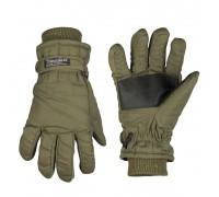 Милтек перчатки Thinsulate (Olive).