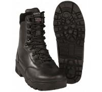 Тактические ботинки с утеплителем