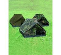"""Палатка """"MINI PACK SUPER"""" 2-местная, Mil-tec, олива."""