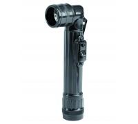 Г-образный фонарь SM LED маленький, Mil-tec, черный.