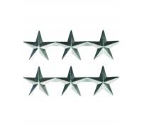 Нашивка 3 Звезды, Mil-tec.