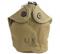 США чехол для фляги М10 (WWII реплика)