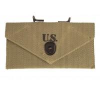 США подсумок для ИПП M1942 хаки (WWII реплика)