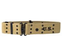 США ремень М36 хаки 130см (WWII реплика)