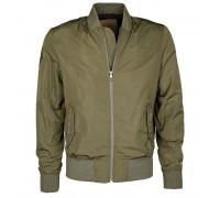 Летная куртка top gun ′base′ оливковая