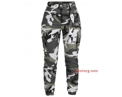 Армейские женские брюки (urban)