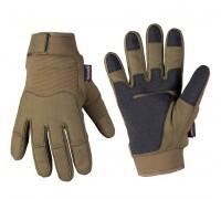 Армейские зимние перчатки (оливковые)
