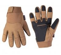 Армейские зимние перчатки (темный койот)