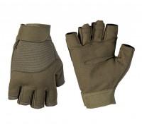 "Перчатки без пальцев ""Army"" оливковые"