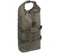 Тактический водонепроницаемый рюкзак (оливковый)