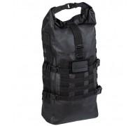 Тактический водонепроницаемый рюкзак (черный)