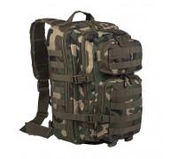 Универсальный рюкзак с одним плечевым ремнем (woodland) большой