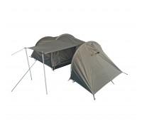 2-местная палатка плюс место для хранения вещей