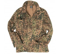 Немецкая полевая куртка WWII M44 с камуфляжным принтом