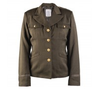 Американская куртка шерстяная женская (репродукция)