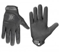 Черные перчатки KINETIXX® COMBAT GLOVES ′X-LIGHT′
