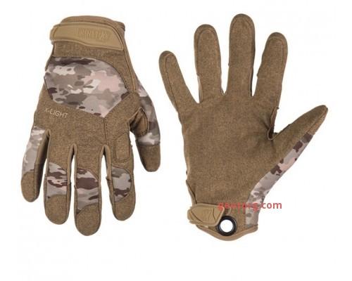 Перчатки MULTITARN® KINETIXX® combat gloves ′x-light′