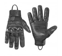 Перчатки BLACK KINETIXX® RAPELLING GLOVES ′X-ROPE′