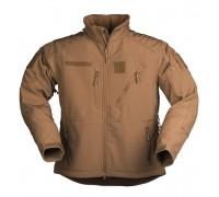 """Куртка софтшелл """"SCU 14"""", цвет Dark Coyote"""