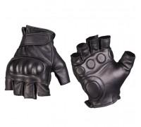 """Тактические перчатки """"FINGERLESS"""" черные"""