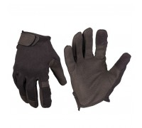 """Сенсорные перчатки """"COMBAT"""" черные"""