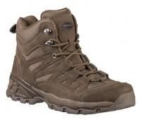 Тактические ботинки SQUAD BOOTS 5 INCH коричневые