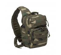 Рюкзак штурмовой однолямочный (sm woodland)
