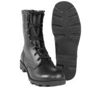 Боевые ботинки США с быстрой шнуровкой (черные)