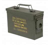 Ящик для патронов M19A1 оливковый (кал. 30)