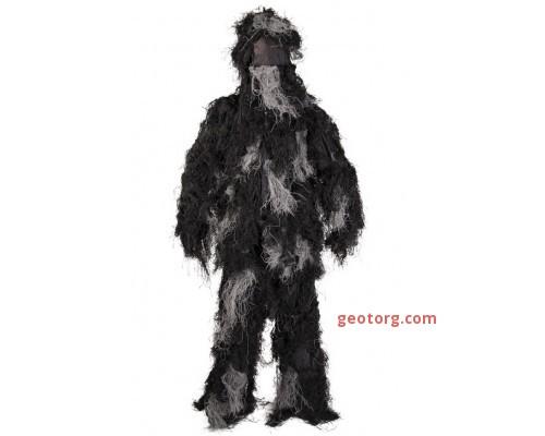Маскировочный костюм ′ANTI FIRE′ Night CAMO