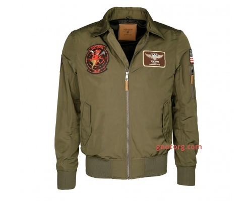 Летная куртка ′hornet′ оливковая