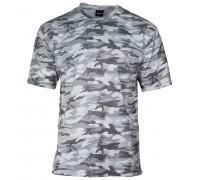 Сетчатая футболка (urban)
