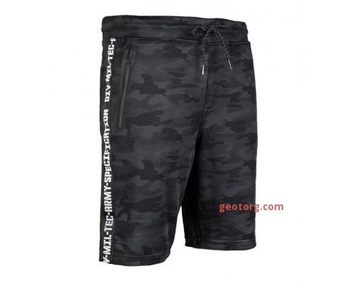 """Тренировочные шорты """"MIL-TEC®"""" Dark camo"""