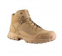 Тактические легкие ботинки (койот)