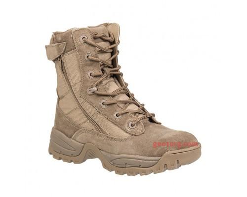 "Тактические ботинки ""COYOTE"" с двумя молниями"