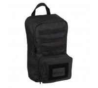 Компактный штурмовой рюкзак (черный)