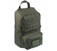 Компактный штурмовой рюкзак (зеленый)