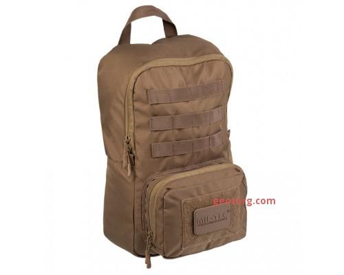 Компактный штурмовой рюкзак (Тёмный Койот)