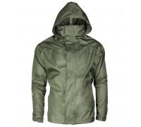 """Куртка от дождя """"3-х слойная"""" оливковая"""