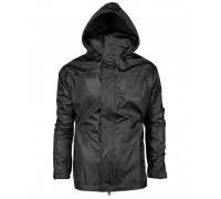 """Куртка от дождя """"3-х слойная"""" черная"""